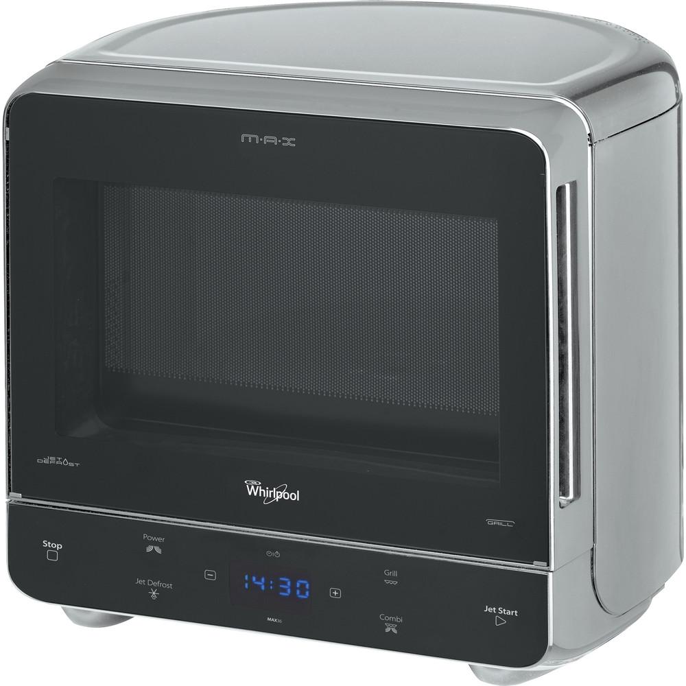 Horno microondas de libre instalación Whirlpool: color silver - MAX 36/SL