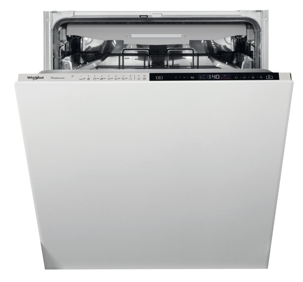 Whirlpool Mosogatógép Beépíthető WCIP 4O41 PFE Full-integrated C Frontal