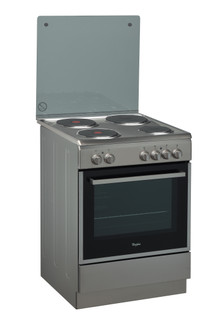 Whirlpool electric freestanding cooker: 60cm - ACMK 6030/IX