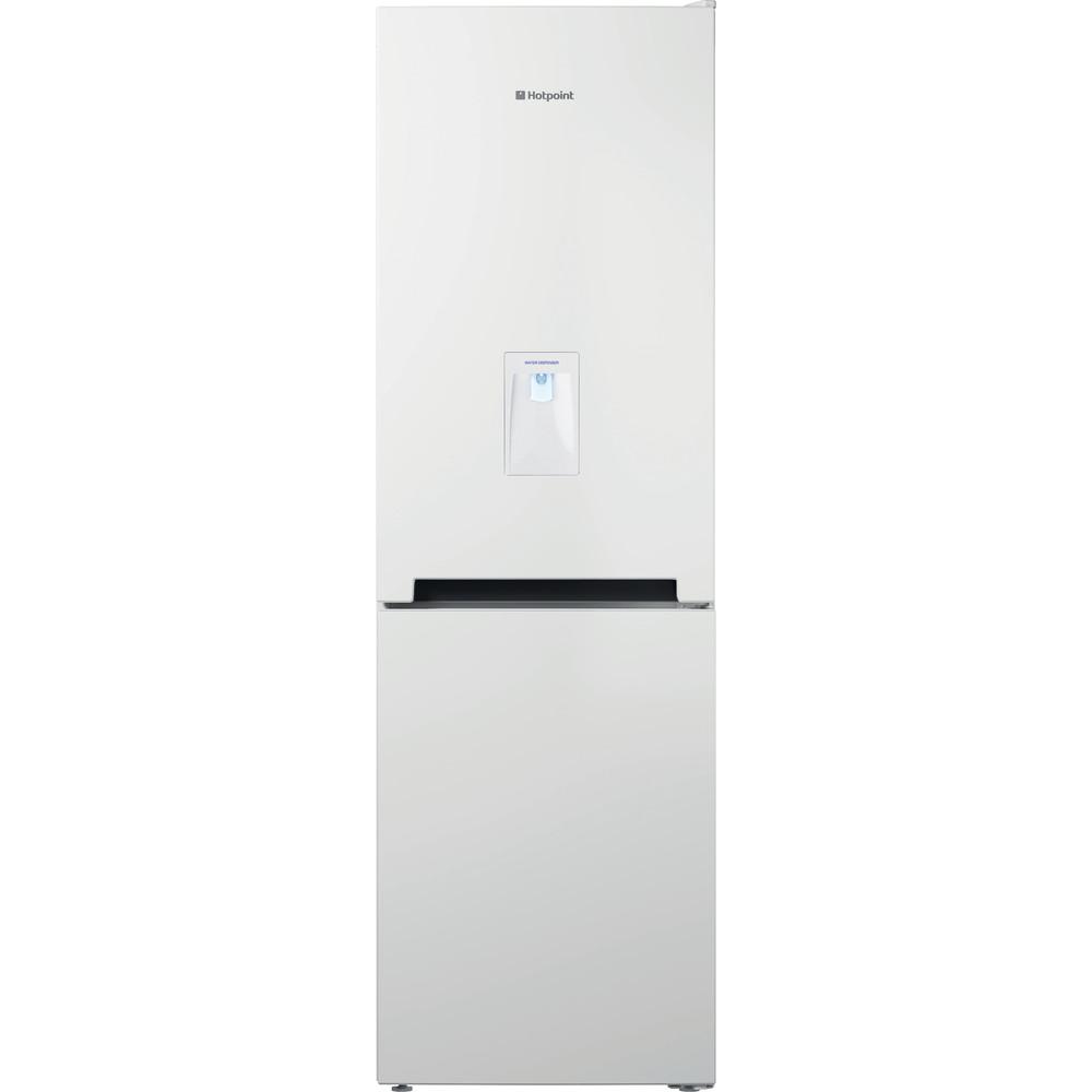 Hotpoint Fridge Freezer Free-standing DC 85 N1 W WTD White 2 doors Frontal