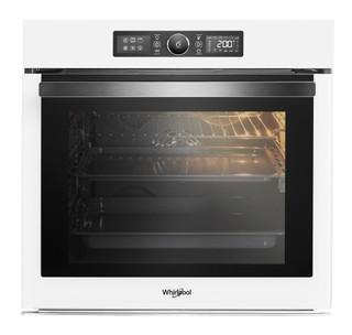 Whirlpool beépíthető elektromos sütő: fehér szín - AKZ9 6230 WH