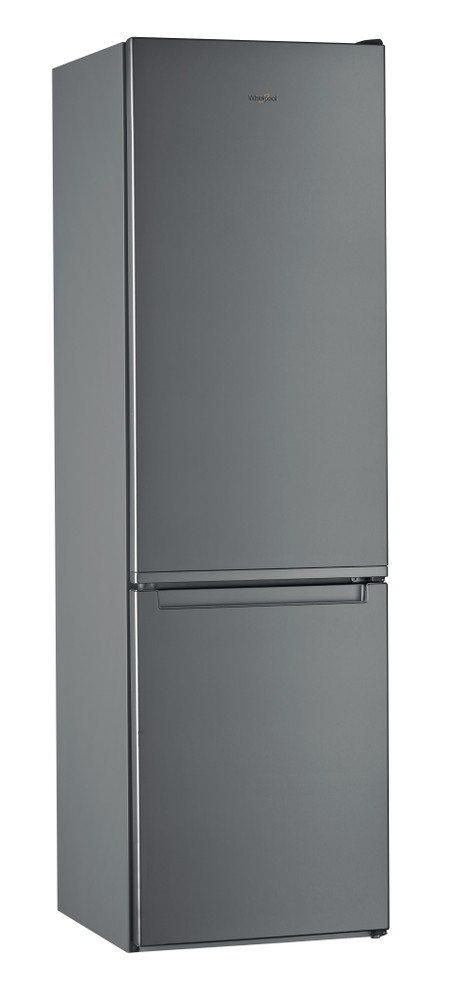 Whirlpool Fridge/freezer combination Samostojni W7 911I OX Optic Inox 2 doors Perspective