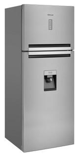 Όρθιο ελεύθερο δίπορτο ψυγείο Whirlpool: frost free - T TNF 8211 OX AQUA