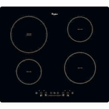 Whirlpool Płyta grzewcza ACM 756/NE Czarny Induction vitroceramic Frontal