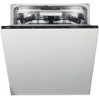 Whirlpool Máquina de lavar loiça Independente WIF 5O41 PLEGTS Encastre total C Frontal