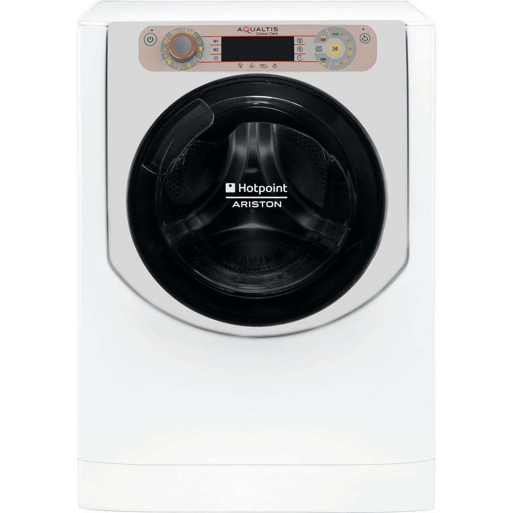 Hotpoint_Ariston Maşină de spălat rufe cu uscător Neincorporabil AQD1171D 69ID EU/A Alb Încărcare frontală Frontal