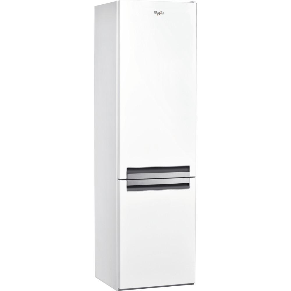 Холодильник Whirlpool з нижньою морозильною камерою соло - BLF 9121 W