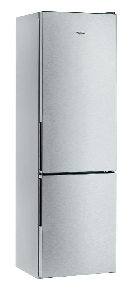 Whirlpool Fridge/freezer combination Samostojeća WTNF 91I X Inox 2 vrata Perspective