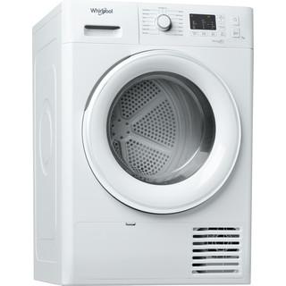 Whirlpool Dryer FT CM10 7B UK White Perspective