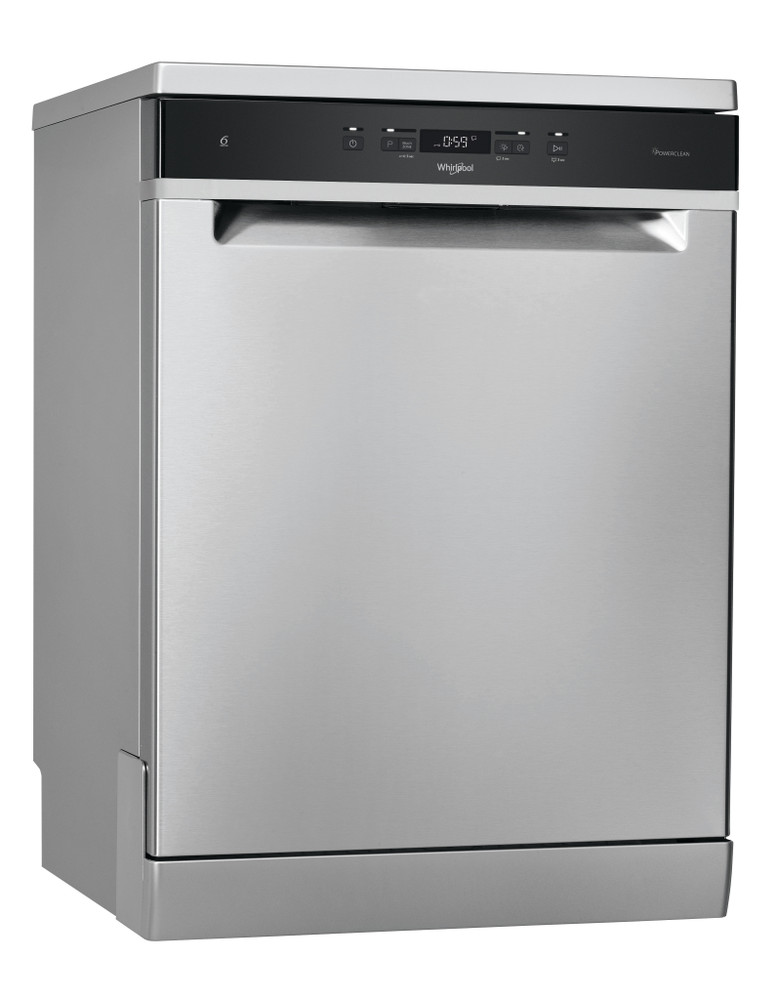Whirlpool Dishwasher Samostojni WFC 3C42 P X Samostojni A+++ Perspective