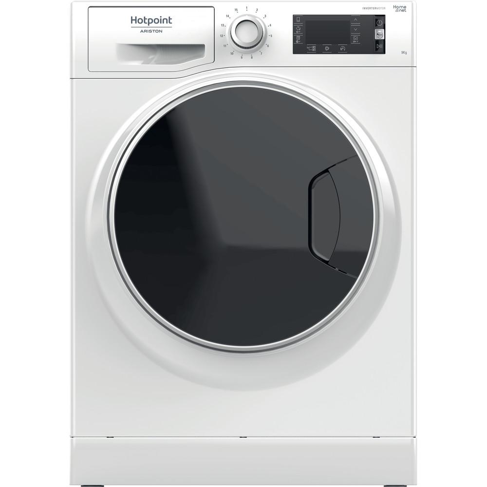 Hotpoint_Ariston Máquina de lavar roupa Livre Instalação NLLCD 947 WD ADW EU Branco Carga Frontal A+++ Frontal