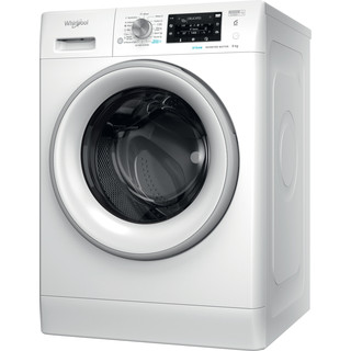 Whirlpool frontmatad tvättmaskin: 9,0 kg - FFD 9448 SEV EU