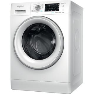 Whirlpool frontmatad tvättmaskin: 9,0 kg - FFD 9638 SV EU