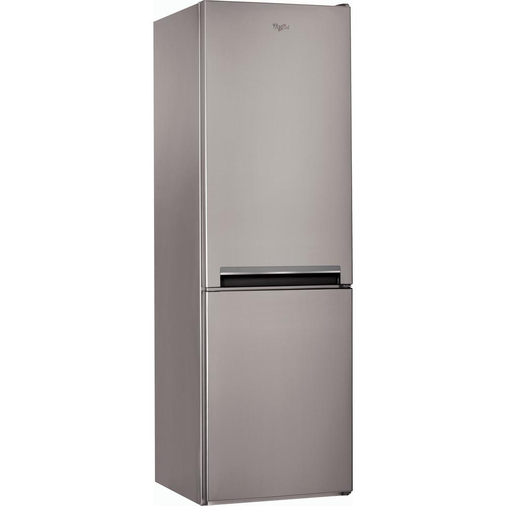 Холодильник Whirlpool з нижньою морозильною камерою соло: з системою frost free - BSNF 8101 OX
