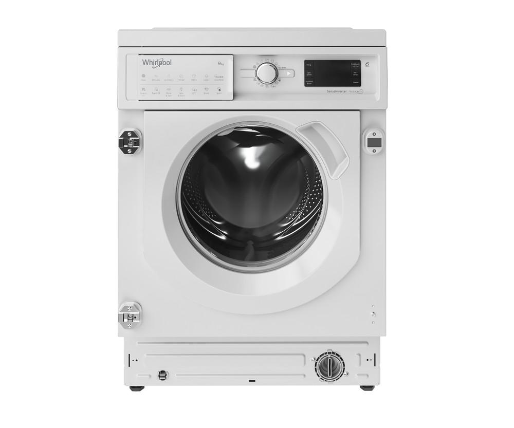 Whirlpool Washing machine Built-in BI WMWG 91484 UK White Front loader C Frontal