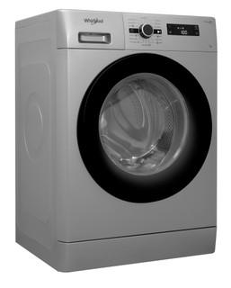 Whirlpool freestanding front loading washing machine: 7kg - FWF71253SB GCC