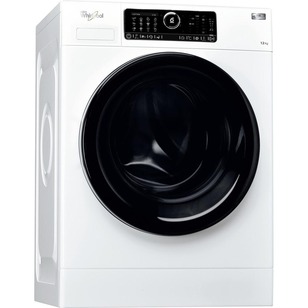 Lavadora carga frontal libre instalación Whirlpool 12 kg A+++-50% FSCR 12440 – Programa Algodón 95º