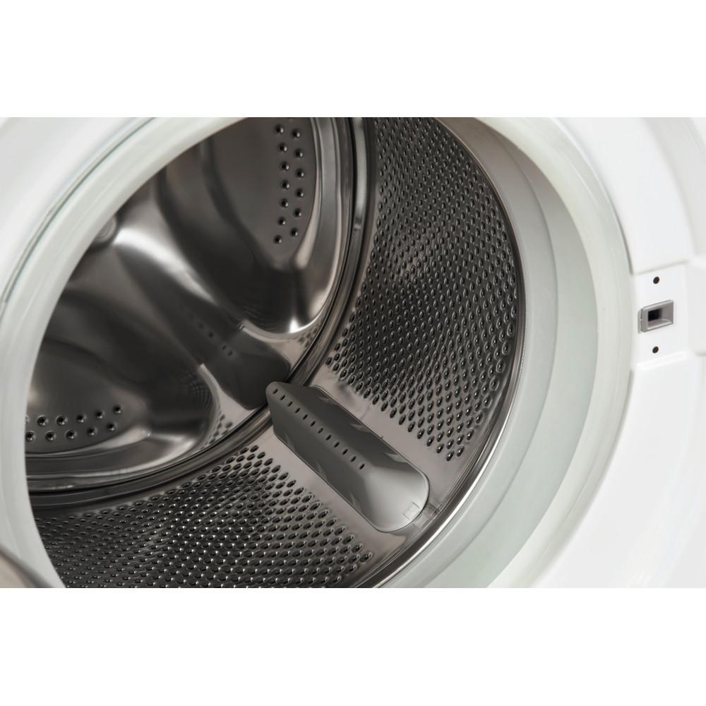 Indesit Lavabiancheria A libera installazione BWD 71253 W EU Bianco Carica frontale A+++ Drum