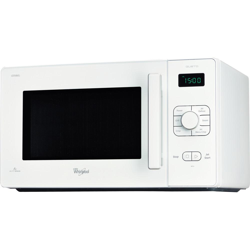 Whirlpool fristående mikrovågsugn: färg vit - GT 286 WH