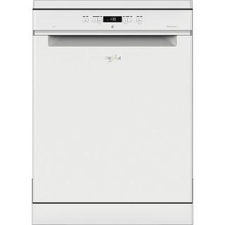 Whirlpool dishwasher: white color, full size - WFC 3C24 P UK