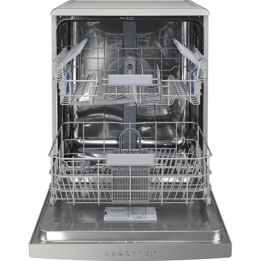 Indesit Mašina za pranje posuđa Samostojeći DFO 3C26 X Samostojeći E Frontal open