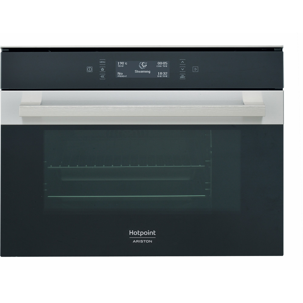 Hotpoint_Ariston Forno Da incasso MS 998 IX HA A Frontal