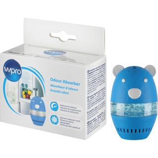 Absorbeur d'odeurs 2 en 1 pour réfrigérateur