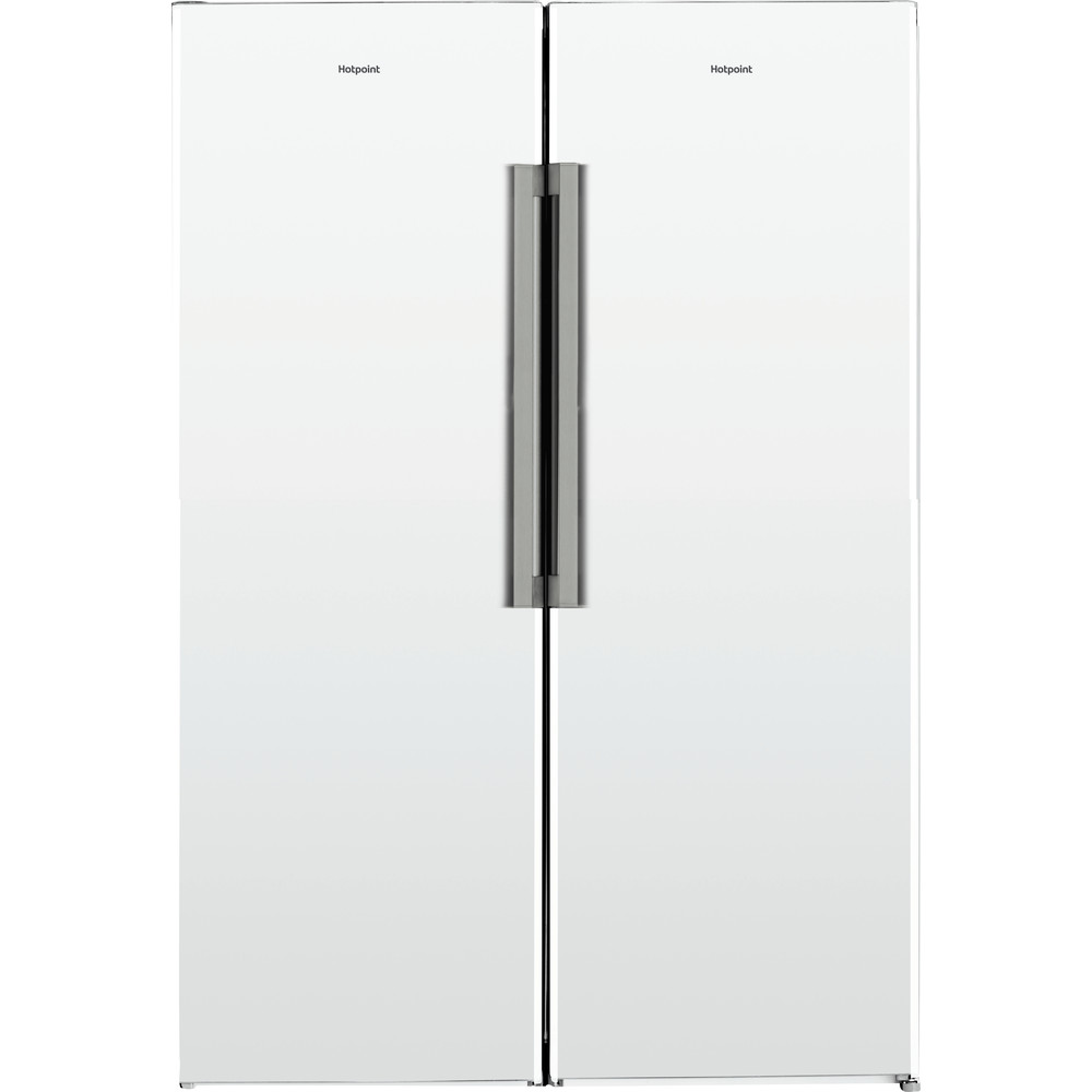 Hotpoint Refrigerator Free-standing SH6 1Q W 1 Global white Frontal