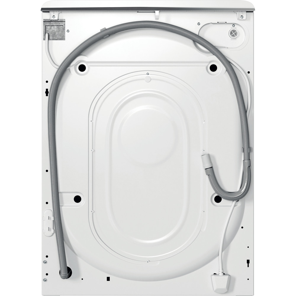 Indesit Washing machine Free-standing MTWC 91483 W UK White Front loader A++ Back / Lateral