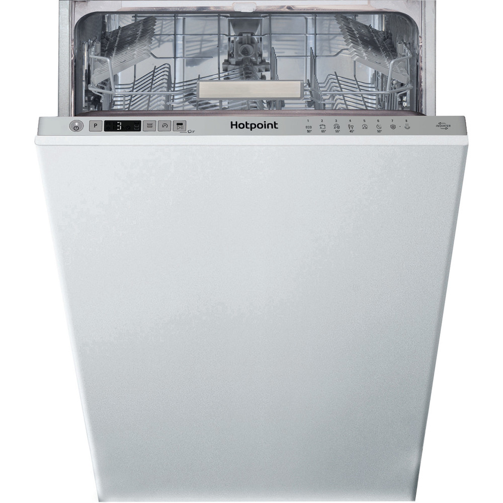 Hotpoint Dishwasher Built-in HSIC 3T127 UK N Full-integrated A++ Frontal