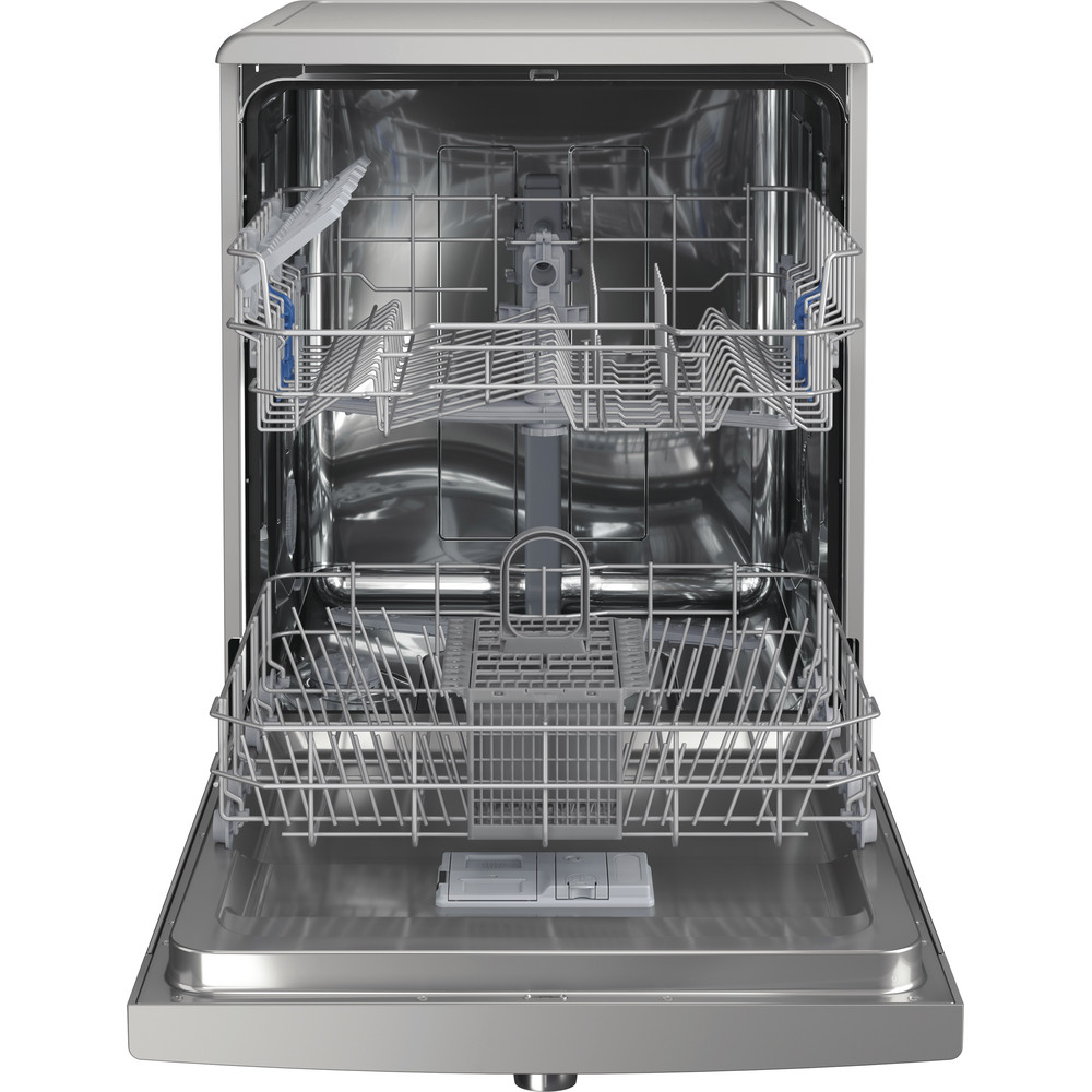 Indesit Dishwasher Free-standing DFE 1B19 X UK Free-standing F Frontal open