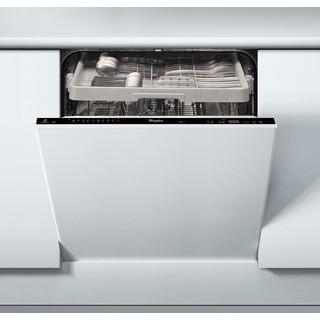 Whirlpool integrert oppvaskmaskin: farge svart, 60 cm - ADG 8798 A+ PC TR FD