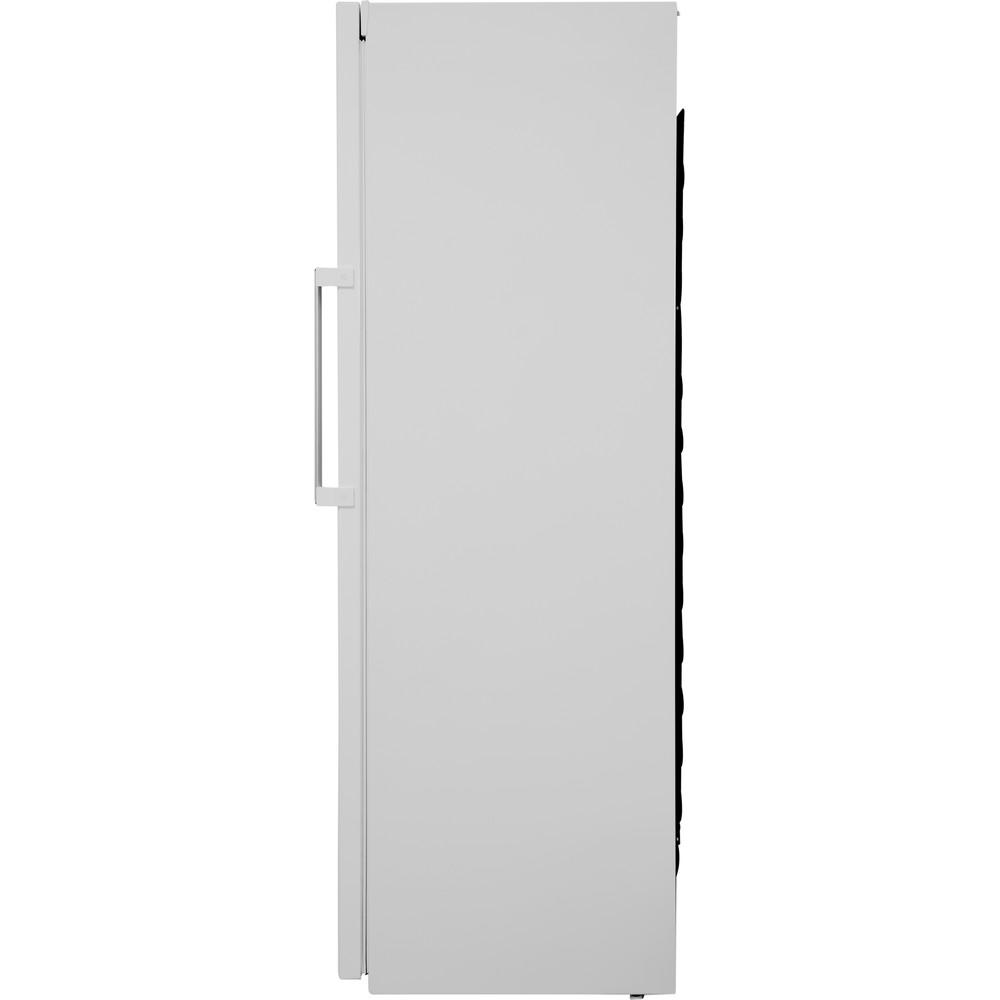 Indesit Jääkaappi Vapaasti sijoitettava SI8 A1Q W 2 Polar white -valkoinen Back / Lateral