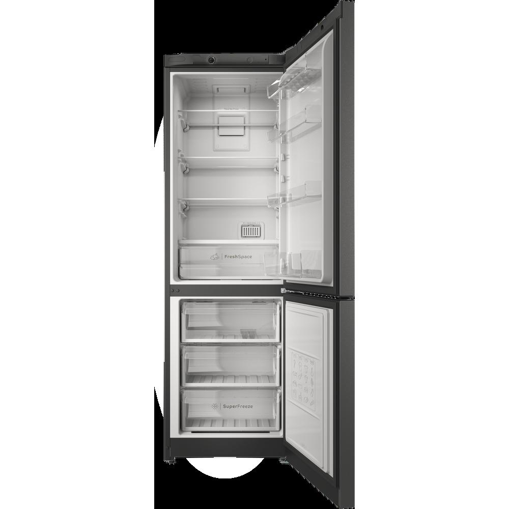 Indesit Холодильник с морозильной камерой Отдельностоящий ITS 4180 S Серебристый 2 doors Frontal open