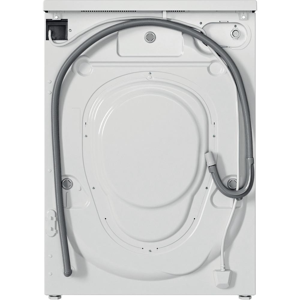 Indesit Wasmachine Vrijstaand EWC 51451 W EU N Wit Voorlader F Back / Lateral