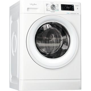 Machine à laver FFBBE 8468 WV F Whirlpool - 8 kg - 1400 tours