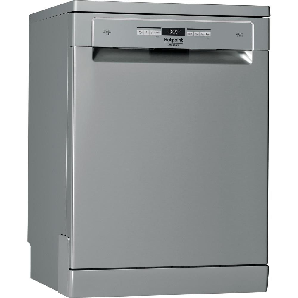 Hotpoint_Ariston Maşină de spălat vase Neincorporabil HFO 3C32 W O C X Neincorporabil A ++ Perspective