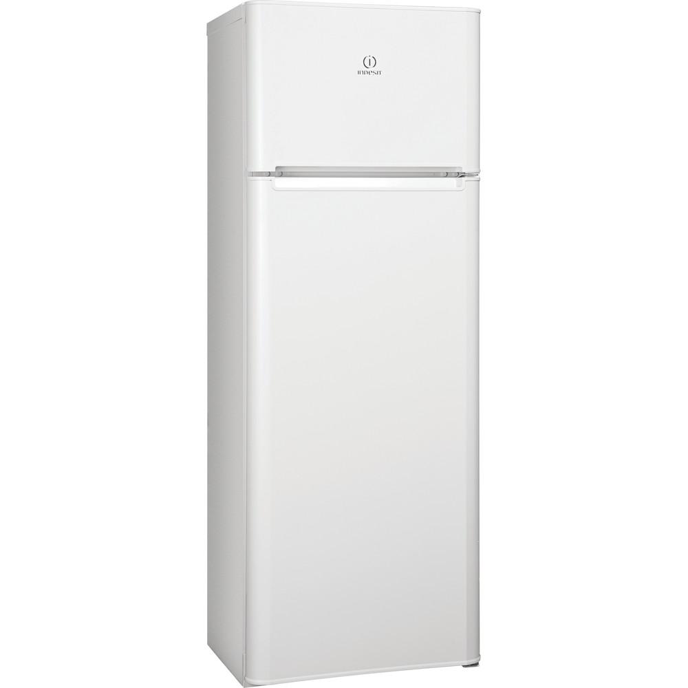 Indesit Холодильник з нижньою морозильною камерою. Соло TIAA 16 (UA) Білий 2 двері Perspective