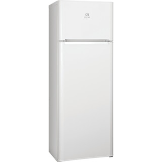 Двухдверный холодильник Indesit