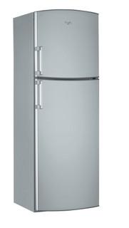 Réfrigérateur double porte posable Whirlpool - WTE3113 TS
