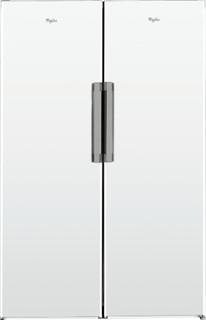 Whirlpool freestanding fridge: white color - SW8 AM2C WR EX