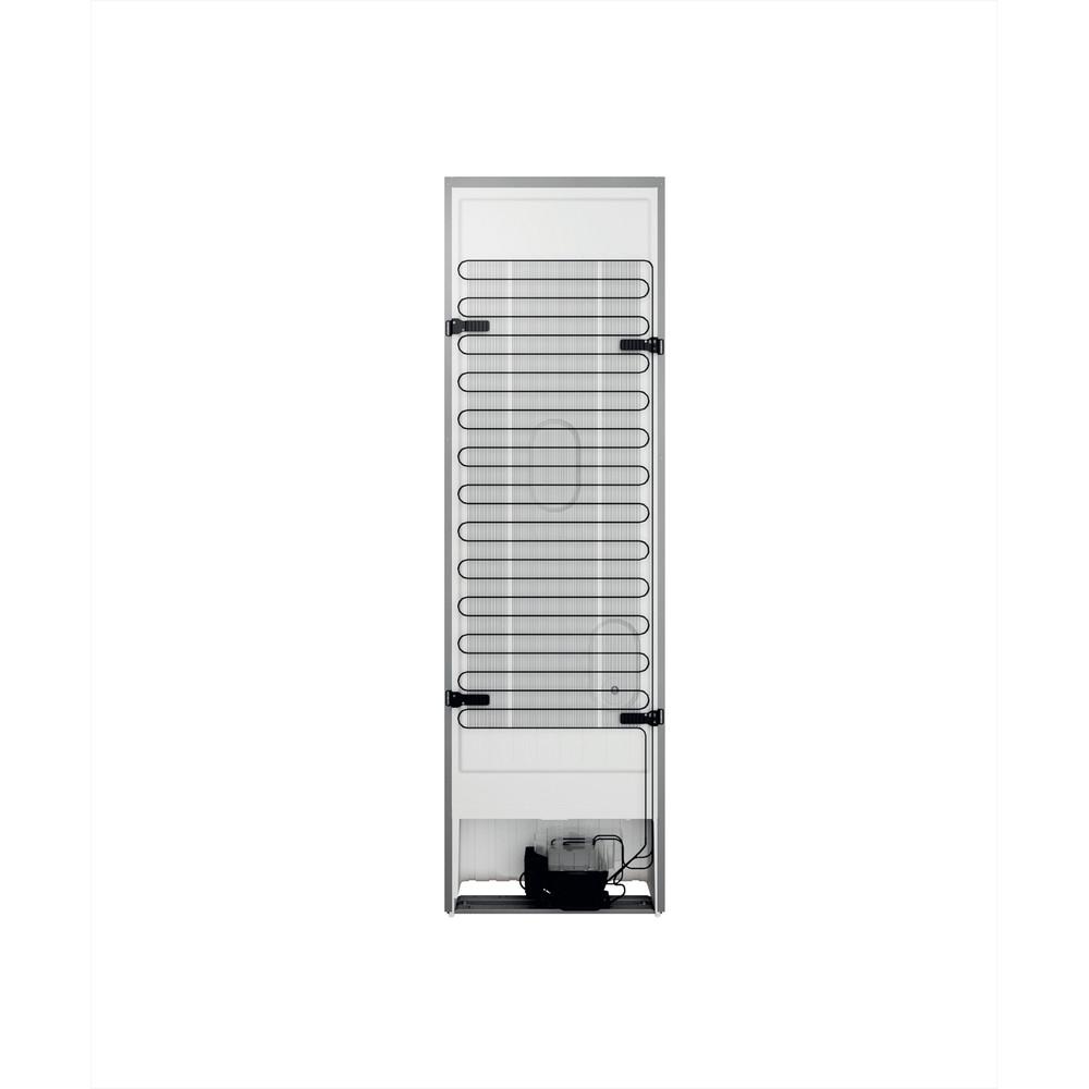 Indesit Συνδυασμός ψυγείου/καταψύκτη Ελεύθερο INFC9 TT33X Inox 2 doors Back / Lateral