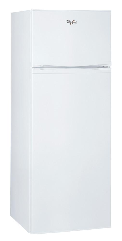Whirlpool Combiné réfrigérateur congélateur Pose-libre ARC 2224 Blanc 2 portes Perspective