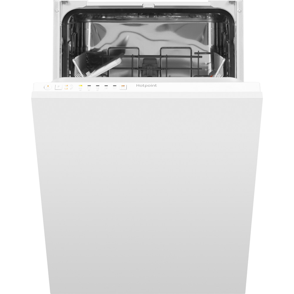 Hotpoint_Ariston Посудомоечная машина Встраиваемая HSIE 2B0 C Full-integrated A Frontal