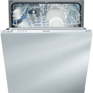 Indesit Umývačka riadu Vstavané DIF 14B1 A EU Full-integrated A Frontal