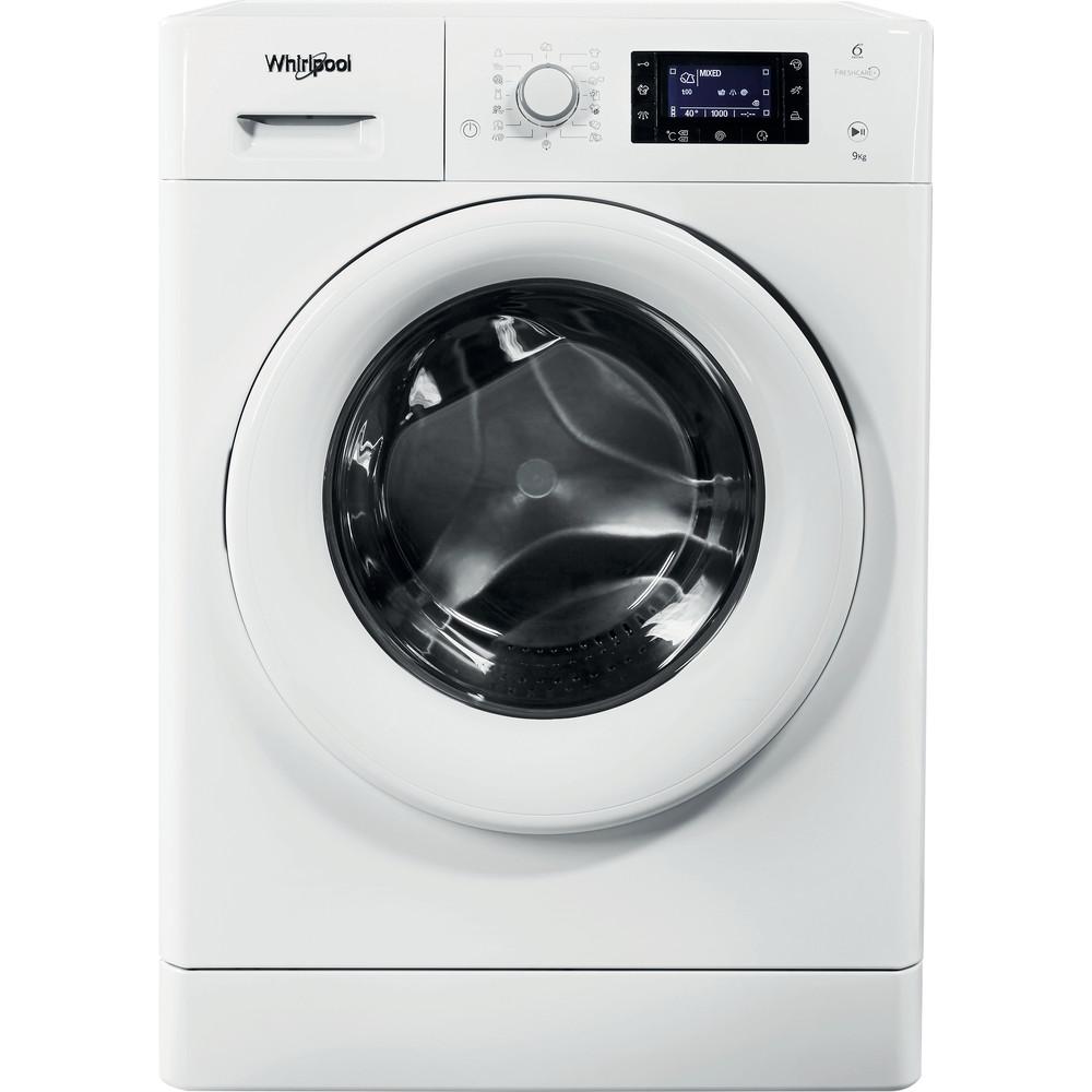 Whirlpool FreshCare FWD91496W Washing Machine 9kg 1400rpm - White