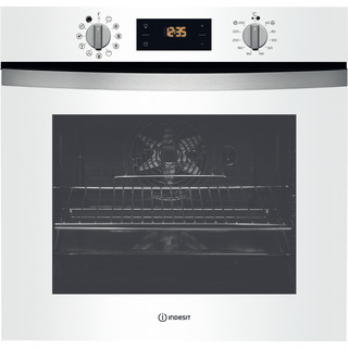 Indesit Forno Da incasso IFW 4844 H WH Elettrico A+ Frontal