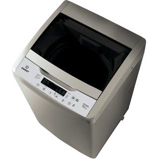 Indesit freestanding top loading washing machine: 8kg