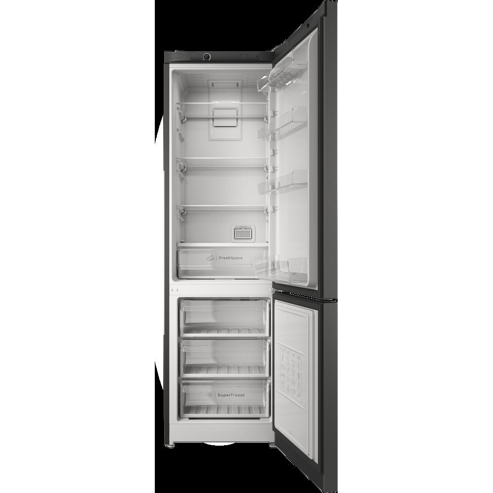 Indesit Холодильник с морозильной камерой Отдельностоящий ITS 4200 S Серебристый 2 doors Frontal open
