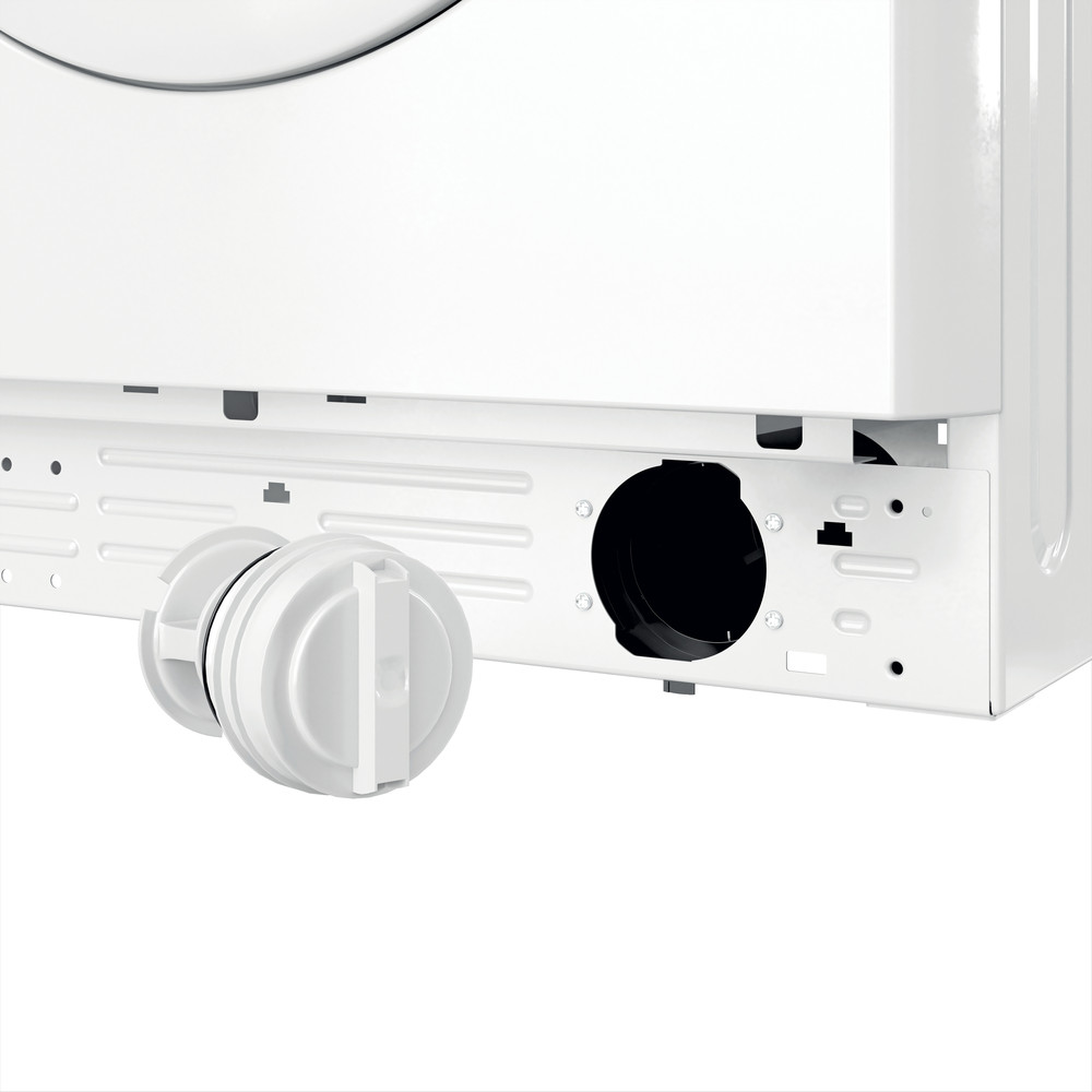 """""""Indesit"""" Skalbimo mašina Laisvai pastatoma MTWA 61251 W EE Balta Pakraunama iš priekio F Filter"""